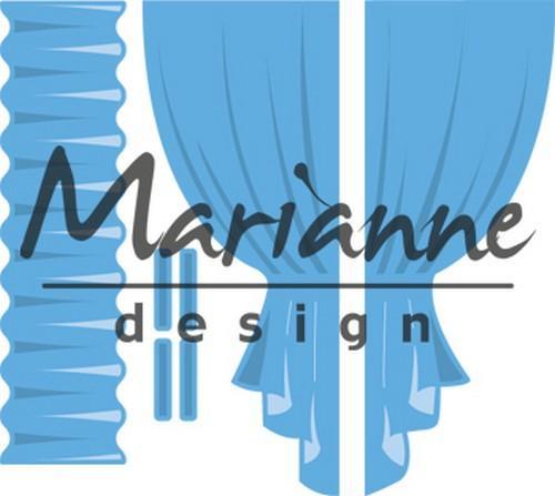 nr.-115639/4502- Marianne Design creatables gordijnen