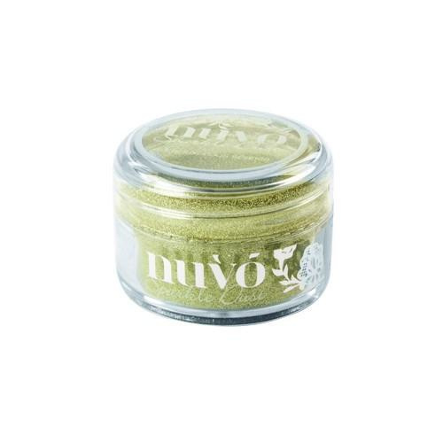 CE801502/2540- Nuvo sparkle dust 15ml - gold shine