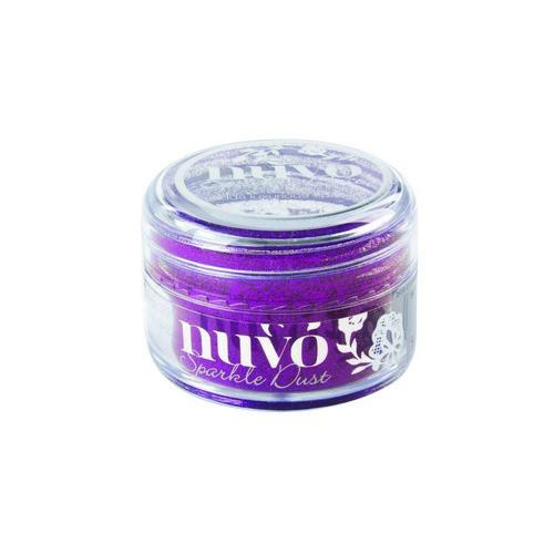 CE801502/2541- Nuvo sparkle dust 15ml - cosmo berry