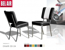 CO-24 Stoel Bel Air Black