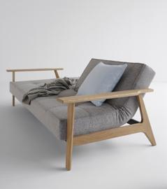 Innovation Living Frej Splitback houten leuningen