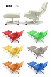 MAL 1956 - Lounge Eames - SOLD OUT
