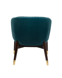 Dolly Lounge Chair Dutchbone Blue