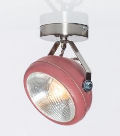 Het lichtlab No.7 headlight - marsala