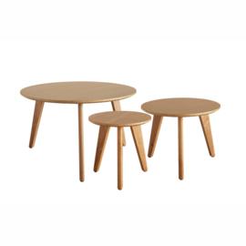 Nordic tafels eikenhout