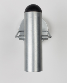 Marlon wandlamp zilver