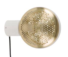 Gringo wandlamp Zuiver wit