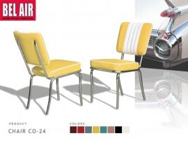 CO-24 Stoel Bel Air  yellow