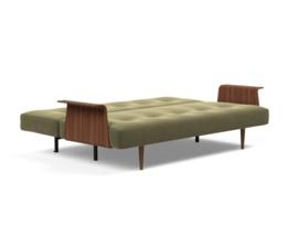 Recast plus loungebank - Velvet Army Green