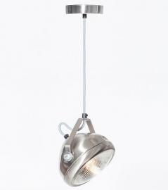 No.5 Koplamp RVS Het Lichtlab