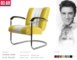 Bel Air Lounge LC-01 (LTD) Chair