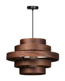 Hanglamp 05 Walnut