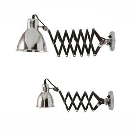 Accordion XL wandlamp industry