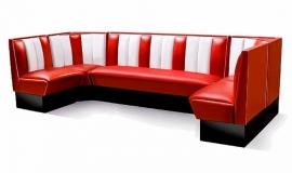 Retro diner furniture