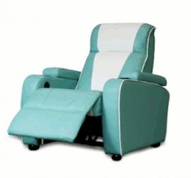 Home Cinema chair Turquoise