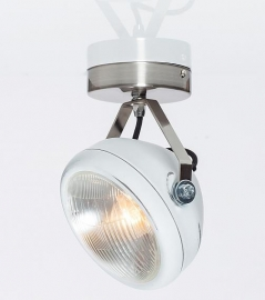 Het Lichtlab No7 headlight - wit