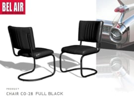 Vintage Chair CO-28 Full Black