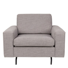 Zuiver Jean fauteuil Grey