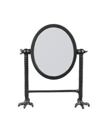 Falcon Make-Up Spiegel Black