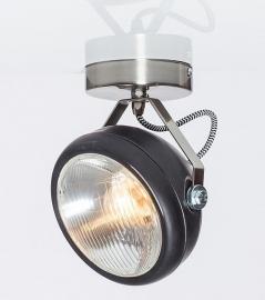 Het Lichtlab No7 headlight -  zwart