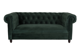 Chester Dutchbone bank velvet green
