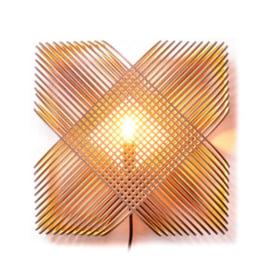 No.39 Ovals wandlamp