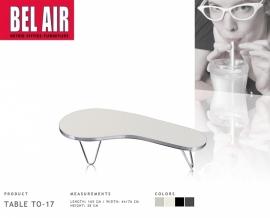 TO-17 Bel Air 50ies salontafel - AW