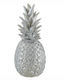Ananas lamp - zilver