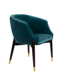 Dolly Armchair Dutchbone Blue