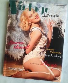 Vintage lifestyle magazine