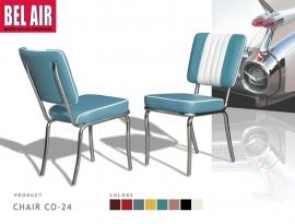 CO-24 Stoel Bel Air blue