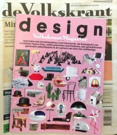 Volkskrant Magazine editie Design / smaak