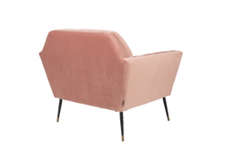 Kate Lounge Chair Pink Dutchbone