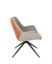 Doulton Lounge Chair Zuiver