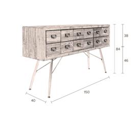Six Cabinet Dutchbone