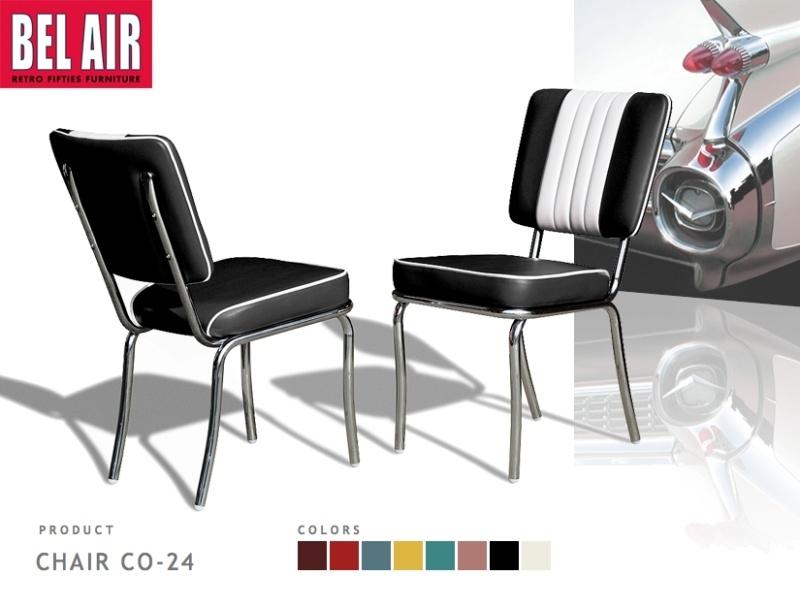 24 Design Stoelen.Amerikaans Bel Air Stoelen Voor Keuken Of Woonkamer