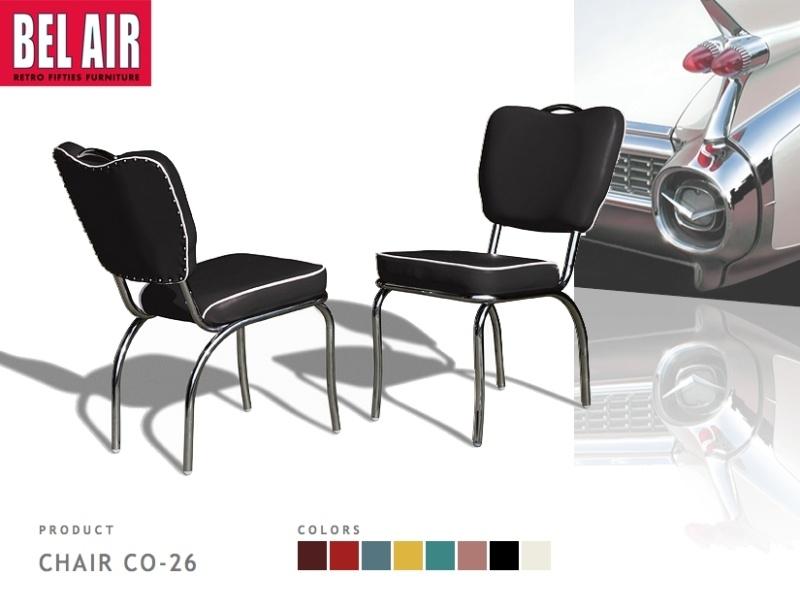 Vintage Chair CO-26 zwart