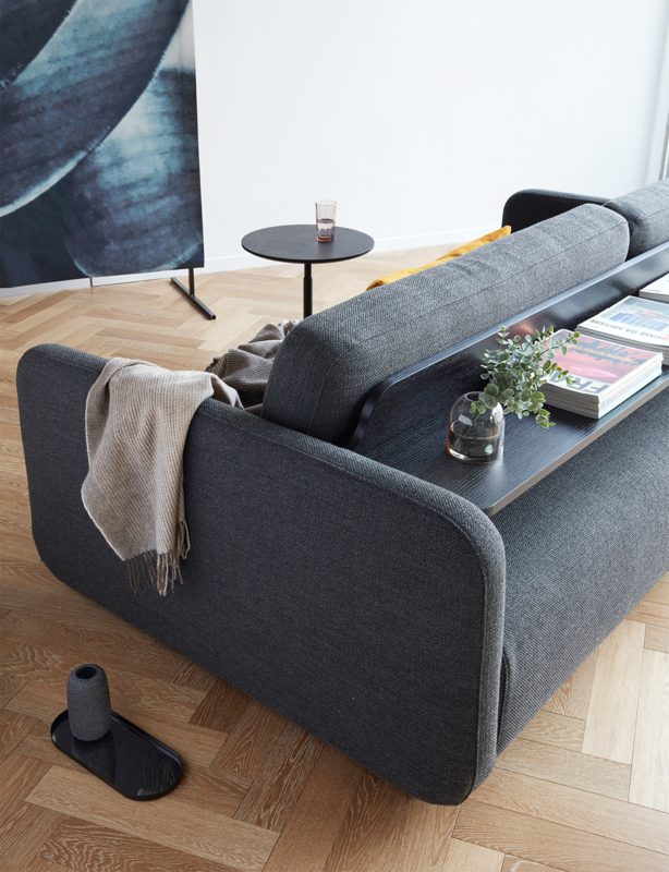Vogan Dark Grey Innovation Living 2021