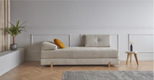 Sigmund slaapbank - Innovation living 2020