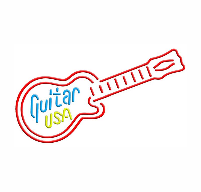 USA Guitar Neon NGUS