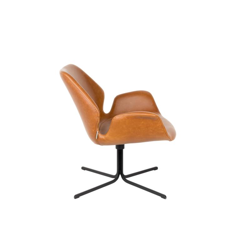 Nikki Zuiver lounge fauteuil