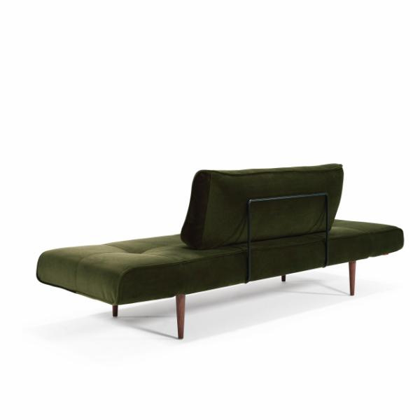 ZEAL daybed - Velvet Army 2020