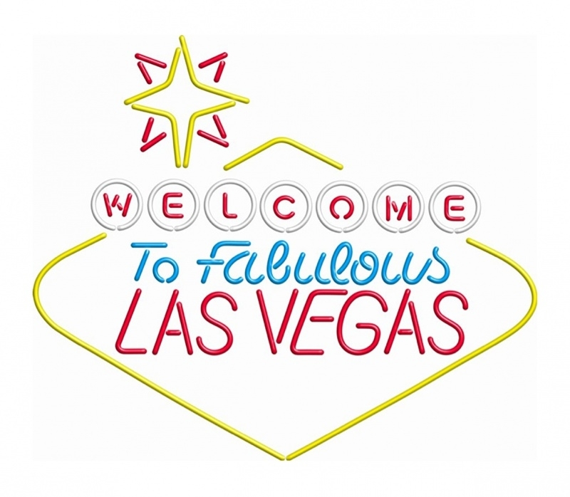 Neon lampen - Welcome to fabulous Las Vegas