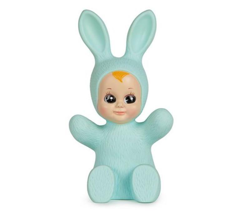 Goodnight Light konijnlampje mint