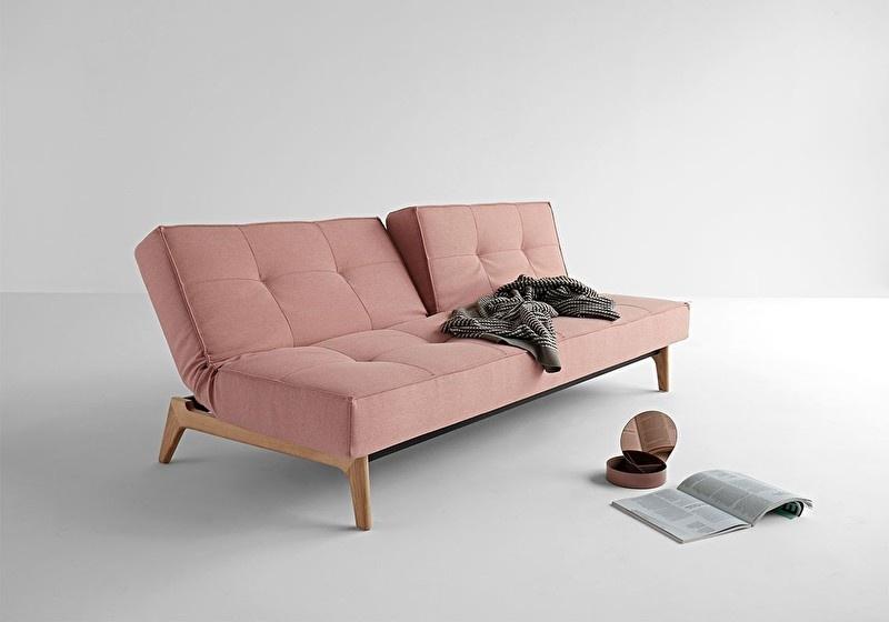 Splitback Eik sofa