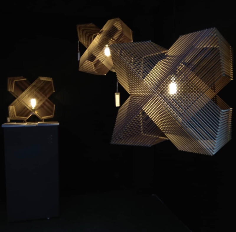 Angles tafellamp No.41 Het Lichtlab