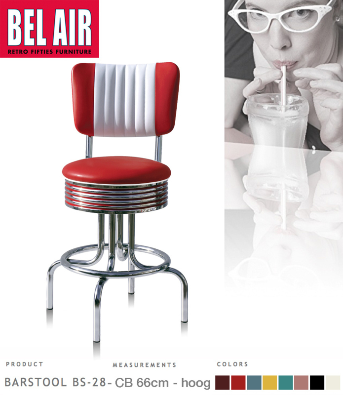 Bel Air BS-28-CB66 Kruk Rood