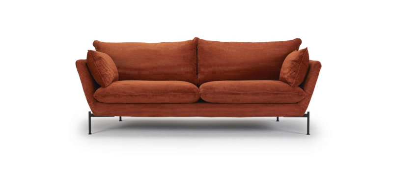 Kragelund Lounge Bank Hasle Lux