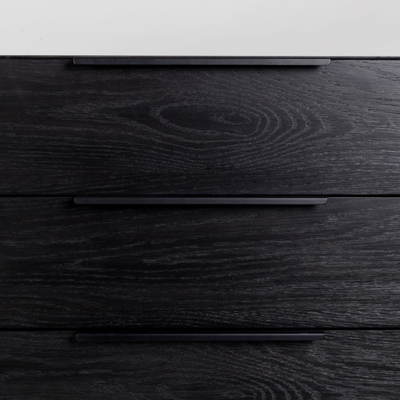 Travis black wenge dressoir