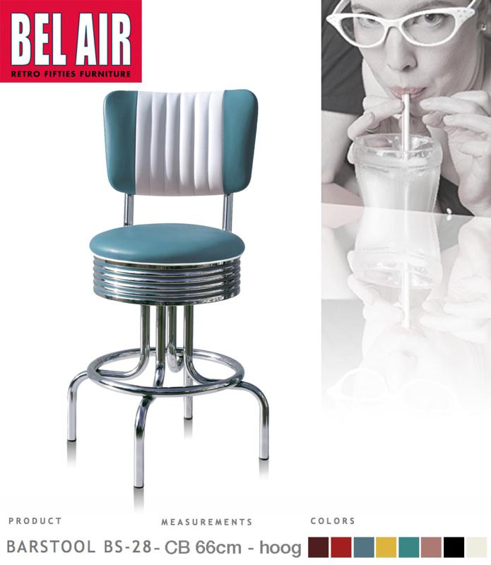 Bel Air BS-28-CB66 Kruk Blauw
